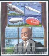 D- NN- Congo 2001 - Centenaire Du Zeppelin