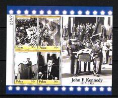 Palau 2008 Sc # Bf 931  MNH **  John F. Kennedy - Kennedy (John F.)