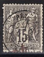 FRANCE 1876 / 77 - Y.T. N° 77 - OBLITERE - FD54