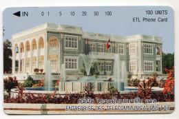 LAOS REF MVCARDS LAO-M-01 TAMURA Date 1996 NEUF HO KHAN