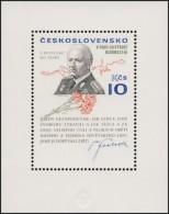Czechoslovakia / Stamps (1975) 2175 Aa: 80th Birthday Of General Ludvik Svoboda (1895-1979)