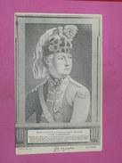 """TONNERRE   1910  TONNERRE HISTORIQUE GRAVURE  """" LE CHEVALIER D EON  """"  CIRC OUI EDIT - Tonnerre"""