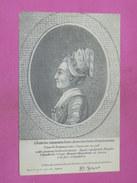 """TONNERRE   1910  TONNERRE HISTORIQUE GRAVURE  """" LE CHEVALIER D EON  """"  NE A TONNERRE EN 1728  CIRC OUI EDIT - Tonnerre"""