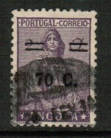 ANGOLA  Scott # 266 VF USED - Angola
