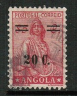 ANGOLA  Scott # 264 VF USED - Angola