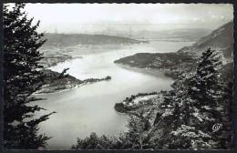 Lac D'ANNECY - Panorama Sur Talloires - Circulé - Circulated - Gelaufen - 1963. - Annecy