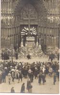 CPA - Photographie - Animée - Rouen - Cathédrale - Photo - Cérémonie - Armistice - 1914 1918 - Rouen