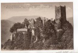 68 - RUINES DU CHÂTEAU D'ULRISBOURG, PRÈS DE RIBEAUVILLÉ - Réf. N°17706 - - Ribeauvillé