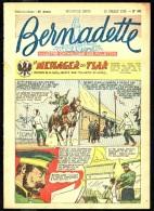 """"""" BERNADETTE """" - N° 451 - 1955 - """" Maison De La Bonne Presse """" - Paris. - Magazines Et Périodiques"""