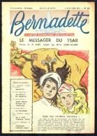 """"""" BERNADETTE """" - N° 461 - 1955 - """" Maison De La Bonne Presse """" - Paris. - Magazines Et Périodiques"""