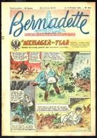 """"""" BERNADETTE """" - N° 464 - 1955 - """" Maison De La Bonne Presse """" - Paris. - Magazines Et Périodiques"""