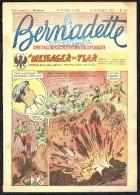 """"""" BERNADETTE """" - N° 471 - 1955 - """" Maison De La Bonne Presse """" - Paris. - Magazines Et Périodiques"""