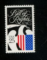 221508816 USA 1989 ** MNH SCOTT 2421 Bill OF Rights - United States