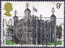 Great Britain 1978 - Tower Of London ( Mi 760 - YT 859 ) - Oblitérés