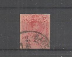 EDIFIL 269 Sa  SIN DENTAR- NON DENTELE - 1889-1931 Reino: Alfonso XIII