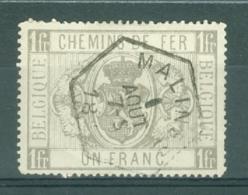 "BELGIE - OBP Nr TR 6 - Cachet  ""MALINES"" - (ref. Nr AD-7166) - Used"
