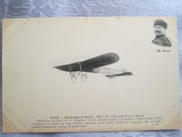 MONOPLAN NOEL . BLERIOT XI - Avions
