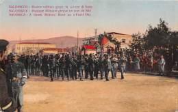 Thème Military Music - Musique Militaire / Salonique - Militaria