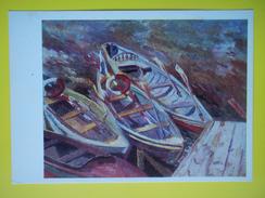 8176 A.Lentulov. Boats - Paintings