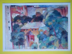 8180 A.Lentulov. Urban Landscape - Paintings
