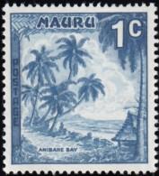 NAURU - Scott #58 Anibare Bay / Mint NH Stamp - Nauru