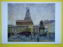 8184 A.Lentulov. Metrostroy - Paintings