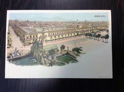 AK  MEXICO      LITHO   PRE- 1904 - México