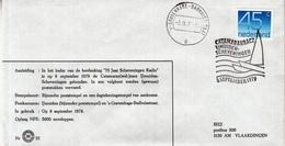 Nederland - 8-9- 1979 - Scheveningen Radio - Catamaranrace IJmuiden - Scheveningen  - BHZ 35 - Marcofilie - EMA (Print Machine)