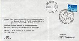 Nederland - 21/30-9- 1979 - Wereldkampioenschap Moderne Vijfkamp Voor Junioren - Z 39 - Marcofilie - EMA (Print Machine)