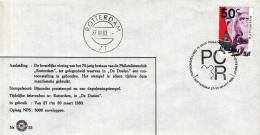 Nederland - 27/30 Maart 1980 - Tentoonstelling 75 Jaar Philatelisten - Rotterdam - Z 55 - Marcofilie - EMA (Print Machine)