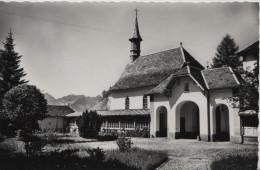 Chartreuse De La Valsainte (Gruyere) - Photo: S. Glasson No. 3045 - FR Fribourg
