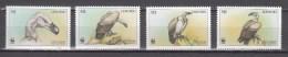 Lesotho 1998,4V,set,WWF,birds,vogels,vögel,oiseaux,pajaros,uccelli,aves,MNH/Postfris(A2956) - Oiseaux