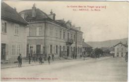 Vosges : La Guerre Dans Les Vosges, Anould, La Mairie - Anould
