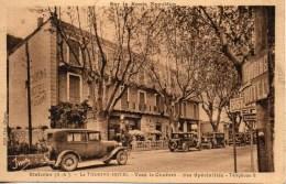 04 SISTERON Le Touring-Hôtel - Sisteron