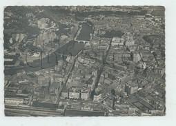 Grenoble (38)  : Vue Aérienne Générale Au Niveau Du Quartier De La Gare Et Du Fort Rabot En 1950 GF. - Grenoble