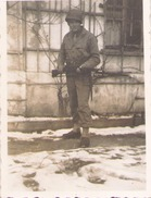 Photo D Un Militaire - Guerre, Militaire