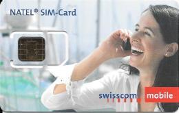 Swisscom: SIM Card Woman, HLR21 P51.00. Mint - Switzerland