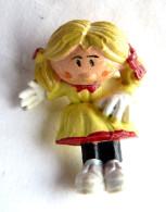 RARE FIGURINE ORTF CORGI Manège Enchanté CORALIE ASSISE Pour Compléter Un Manège - 1960's MAGIC ROUNDABOUT - Figurines