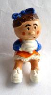 RARE FIGURINE ORTF CORGI Manège Enchanté MARGOTTE ASSISE Pour Compléter Un Manège - 1960's MAGIC ROUNDABOUT - Figurines