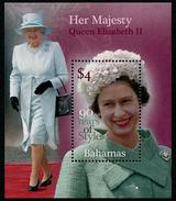 BAHAMAS  2016 - 90 Years Of Style, 90e Ann Elisabeth II - BF Neufs // Mnh - Bahamas (1973-...)