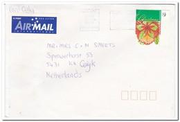 Christmas Island 1999, Envelope - Christmaseiland