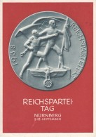 Duitse Rijk, 1938, Reichsparteitag NSDAP, Nürnberg (07731) - Germany