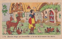 BLANCHE NEIGE N° 4(chloé3) - Vertellingen, Fabels & Legenden