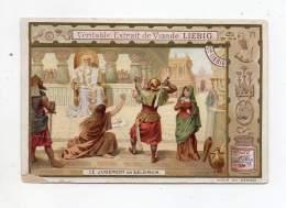 Chromo Liebig - Le Jugement De Salomon - Liebig
