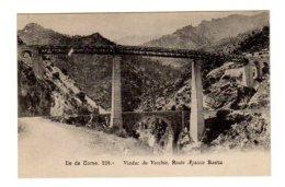 Oct16    2077026   Viaduc Du Vecchio Route Ajaccio - France