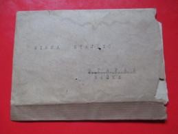 T12-Covers,Envelope,Letter Yugoslavia Army-Mortar Military Unit ,2.Battalion,12th Vojvodina Brigade,51 Division,1945. - 1945-1992 Repubblica Socialista Federale Di Jugoslavia
