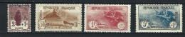 """Yt 229 à 232 """" 3eme Série Orphelins """" 1926-27 Neuf *"""