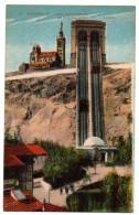 13 - Cpa - MARSEILLE - Ascenseur De Notre Dame De La Garde - Notre-Dame De La Garde, Ascenseur