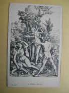 Hercules Par A. Dürer. - Malerei & Gemälde