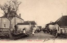 DPT 93 ST-OUEN La Grande Rue - Saint Ouen